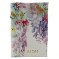 TED BAKERWomens Mint Annika Hanging Garden Passport Travel Set