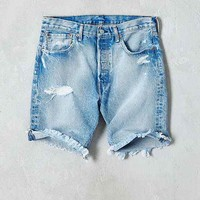 Levi's 501 Custom Tapered Filtered Canyon Cutoff Short
