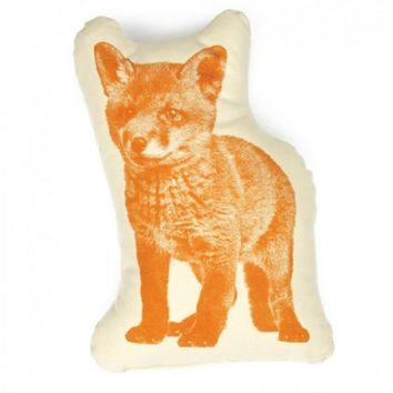 Fauna Pico Fox Pillow by Areaware