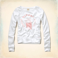 Ponto Beach Sweatshirt