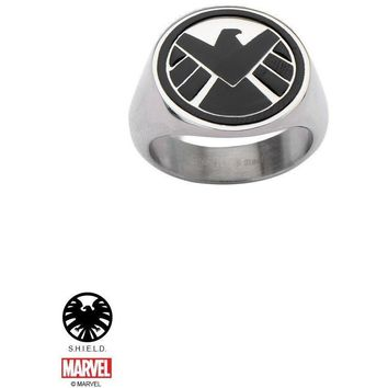 The Marvel S.H.I.E.L.D. Ring - Chrome