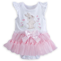 Miss Bunny Bodysuit with Tutu
