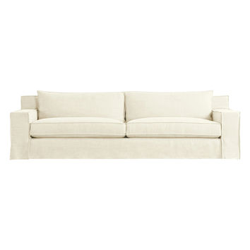 TAG by Tandem Arbor Essex Extra Deep Sofa - Cream/Tan -