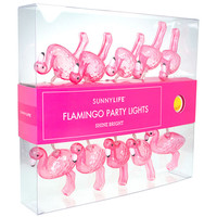 SUNNYLIFE Flamingo String Lights | Lighting & Decor