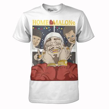 Malone's Still Alone Tee