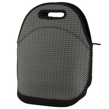 DCCKU3R Chainmail Lunch Tote Bag