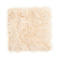 Faux Fur Seat Cushion - from H&M