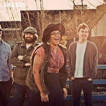 Alabama Shakes Band Poster 11x17