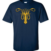 Game of Thrones Inspired Greyjoy T-Shirt