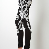 Robotic Transformer Leggings