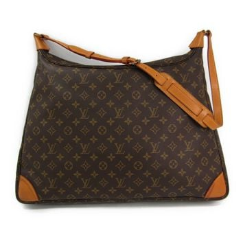 Louis Vuitton Monogram Sac Promenade M51114 Women's Shoulder Bag Monogr BF315917