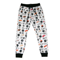 Bento Jogger Sweatpants White
