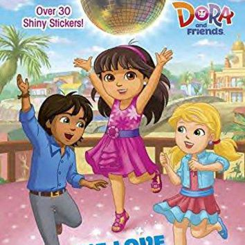 We Love to Dance! Dora and Friends. Step into Reading NOV STK