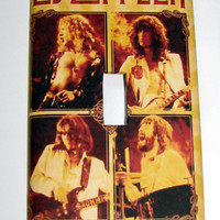 Light Switch Cover - Light Switch Led Zeppelin