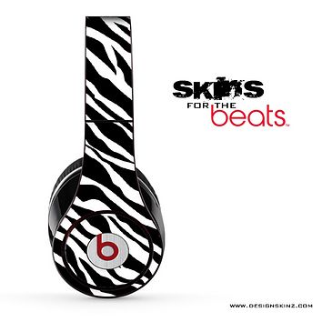 Zebra Skin for the Beats by Dre