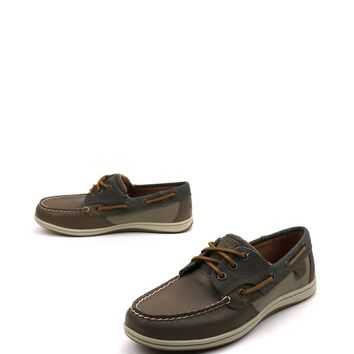 Songfish Wax Boat Shoe