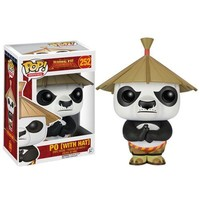 Kung Fu Panda Po with Hat Pop! Vinyl Figure