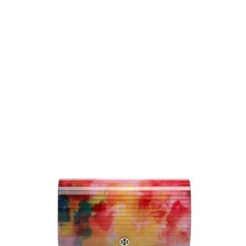 Tory Burch Rayna Resin Clutch | Bloomingdales's