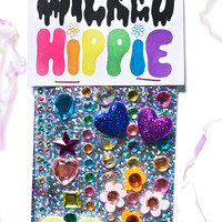 Wicked Hippie Love Face Jewelz Hologram One