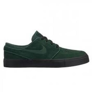 Nike Zoom Stefan Janoski Midnight Green