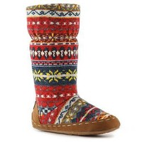 Rocket Dog Cozzie Sweater Boot