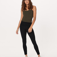 Wunder Under Hi-Rise 7/8 Tight *Brushed 25"