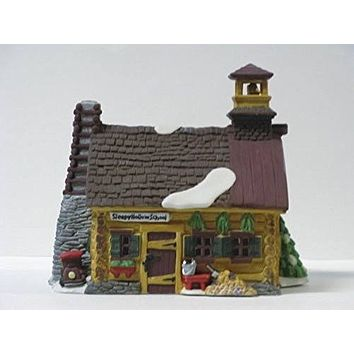 Department 56 New England Village Series, Sleepy Hollow School