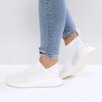 adidas Originals NMD Cs2 Trainer In White at asos.com