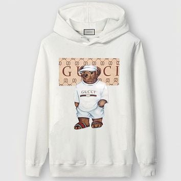 Boys & Men Gucci  Fashion Casual  Sweater Hoodie