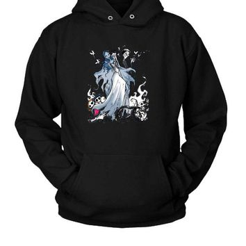 DCCKL83 Corpse Bride Tribute Hoodie Two Sided