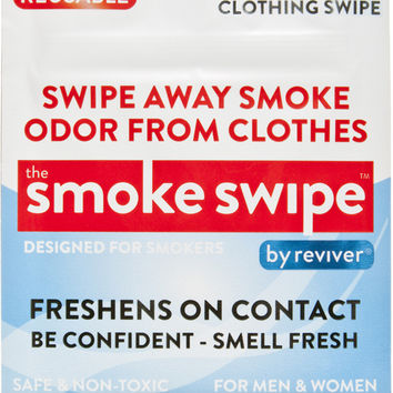 The Smoke Swipe