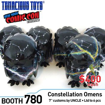 Constellation custom 7-inch coarse toys omens by UNCLE