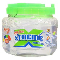 Wet Line Xtreme Professional Styling Gel Extra Hold Clear- 35.26 oz