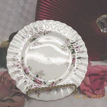 Royal Albert England China dinnerware Lavender Rose Bread and butter plate