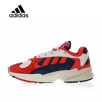 Original New Arrival Official Adidas Originals Yung - 1 Men's & Women's Running Shoes Sport Outdoor Sneakers Good Quality B37615