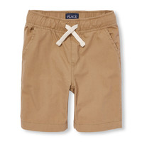 Boys Pull-On Woven Jogger Shorts | The Children's Place
