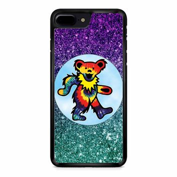 The Grateful Dead Bear iPhone 8 Plus Case