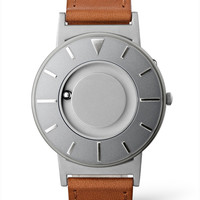 Bradley Voyager Watch Leather Band by Eone