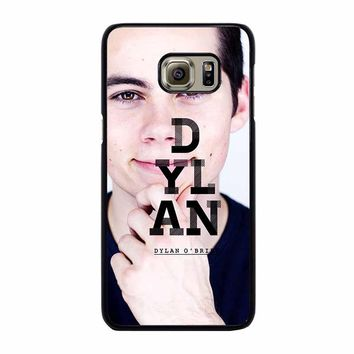 DYLAN O'BRIEN Samsung Galaxy S6 Edge Plus Case Cover