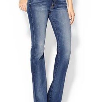 7 For All Mankind Kimmie Bootcut | Authentic Bright Blue | Size:27 *Last Pair-Sale