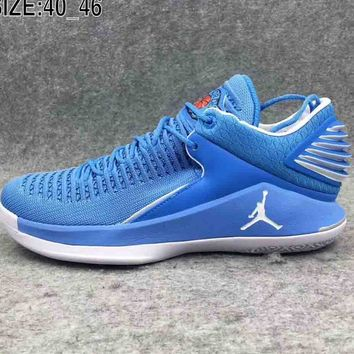 NIKE AIR Jordan 32 generations of fashion casual basketball shoes F-MLDWX