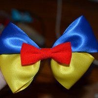 Disney Character Hair Bow