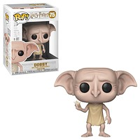 Dobby Snapping Fingers Funko Pop! Harry Potter