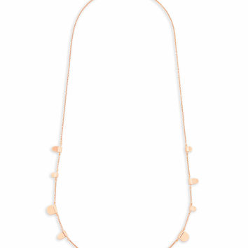Olive Long Rose Gold Necklace | Kendra Scott Necklaces