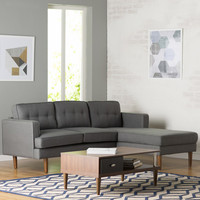 Monterey Sectional & Reviews | AllModern