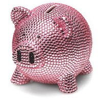 Trumpette Rhinestone Piggy Bank - Toys & Accessories - BABY - Kids - Bloomingdale's