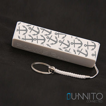 Unnito Power Spike Battery Backup  Anchor Pattern for by Unnito