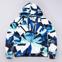 Flatspot - Diamond VVS Simplicity Hooded Sweatshirt