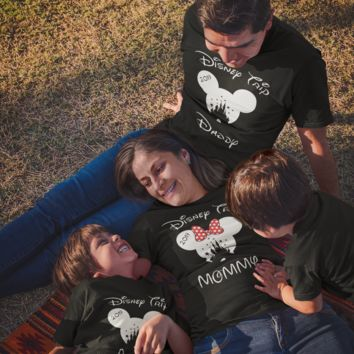 Family Disney Shirt: Personalized Matching Shirts