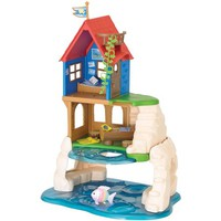 International Playthings Calico Critters Secret Island Playhouse - Walmart.com
